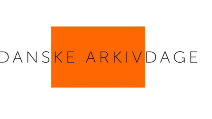 Danske Arkivdage 2020 udskudt til juni 2021